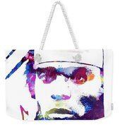 Cam Newton - Doc Braham - All Rights Reserved Weekender Tote Bag