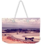 Cam Rahn Bay Airfield Weekender Tote Bag