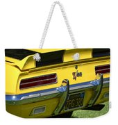 Camaro Weekender Tote Bag