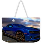 Camaro Hot Wheels Edition Weekender Tote Bag