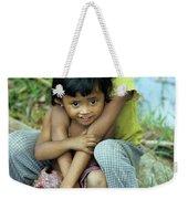 Cambodian Children 02 Weekender Tote Bag