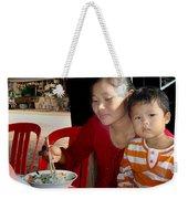 Cambodian Life 02 Weekender Tote Bag