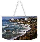 Cambria Coastline Weekender Tote Bag