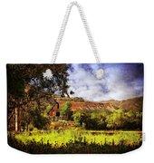 Cambria Farmland Weekender Tote Bag