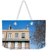 Cambridge Apartments Weekender Tote Bag by Tom Gowanlock