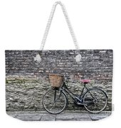 Cambridge Bike 3 Weekender Tote Bag