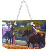 Camden Cowboy And Cowgirl Weekender Tote Bag