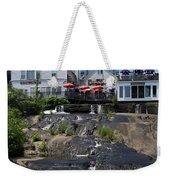 Camden Town Waterfall Weekender Tote Bag
