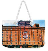 Camden Yards Weekender Tote Bag