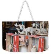 Camel Cola Weekender Tote Bag