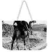 Camel Rider Weekender Tote Bag