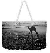 Camel Shadow Weekender Tote Bag