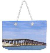 Camelback Bridge Weekender Tote Bag