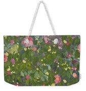Camellia In Flower Weekender Tote Bag