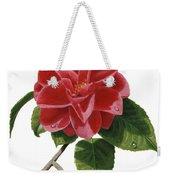 Camellia Weekender Tote Bag by Richard Harpum