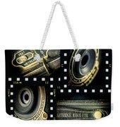 Camera Collage Weekender Tote Bag