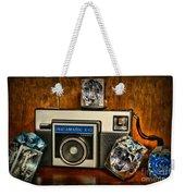 Camera - Kodak Instamatic Weekender Tote Bag