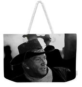 Cameron Mitchell The High Chaparral Weekender Tote Bag
