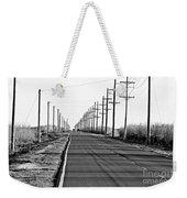 Cameron Prairie Road Weekender Tote Bag