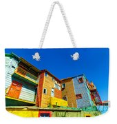 Caminito In Buenos Aires Weekender Tote Bag
