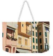 Camogli - Homes And Promenade Weekender Tote Bag
