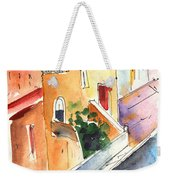 Camogli In Italy 01 Weekender Tote Bag