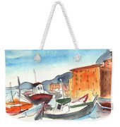 Camogli In Italy 02 Weekender Tote Bag