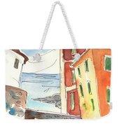 Camogli In Italy 04 Weekender Tote Bag