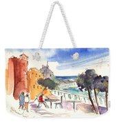 Camogli In Italy 08 Weekender Tote Bag