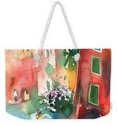 Camogli In Italy 12 Weekender Tote Bag