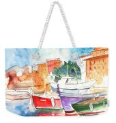 Camogli In Italy 14 Weekender Tote Bag