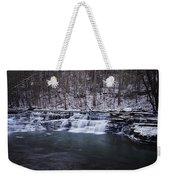 Campbell Falls Weekender Tote Bag