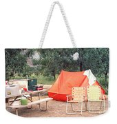 Campgrounds Usa Weekender Tote Bag