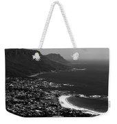Camps Bay Cape Town Weekender Tote Bag by Aidan Moran