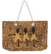 Can Can Dancers Weekender Tote Bag