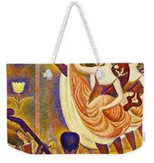 Can Can Le Chahut Weekender Tote Bag
