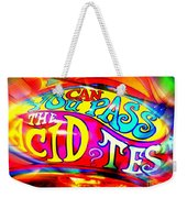 Can You Pass Weekender Tote Bag