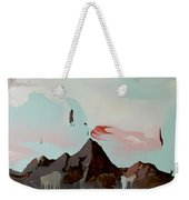 Can You See The Skull Weekender Tote Bag