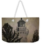 Cana Island Light Weekender Tote Bag