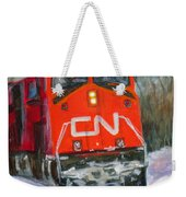 Canada Coast To Coast Weekender Tote Bag