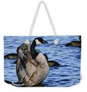 Canada Goose Pictures 84 Weekender Tote Bag