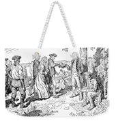 Canada: Loyalists, 1784 Weekender Tote Bag