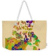 Canada Watercolor  Weekender Tote Bag