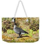 Canadaian Goose Weekender Tote Bag