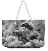 Canadian Coastal Mountains - Tantalus Mountains Weekender Tote Bag