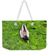 Canadian Duck Weekender Tote Bag