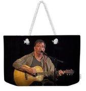 Canadian Folk Singer James Keeglahan Weekender Tote Bag