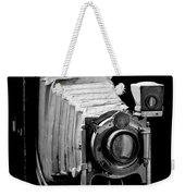Canadian Kodak Black And White Camera Weekender Tote Bag