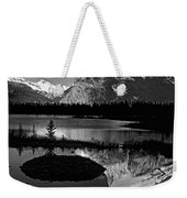 Canadian Rockies Weekender Tote Bag