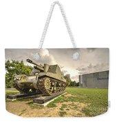 Canadian Tank  Weekender Tote Bag